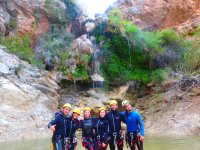 Canyoning in Castellon