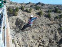 Salto de puenting en Murcia
