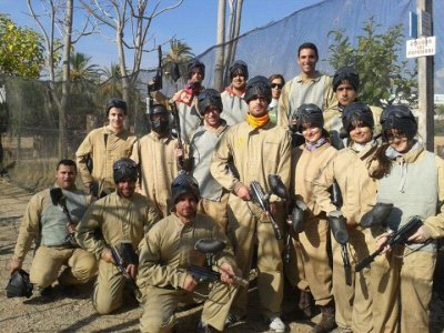 Paintball Alicante