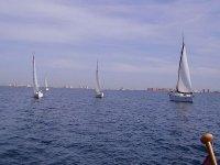 Sailing in Girona