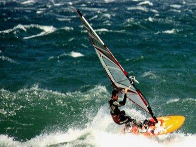 Capgirell Windsurf