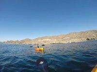 Il gruppo del percorso kayak