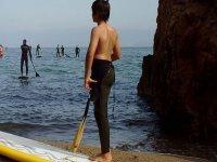 Paddle Surf con Capgirell
