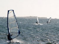 Windsurf en Girona