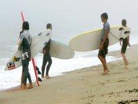 Practica el surf