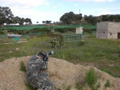 Paintball DXT Sevilla