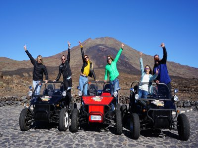 Top Buggy Adventure Tenerife