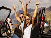 Diversión y adrenalina conduciendo el buggy
