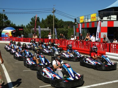 Paris Dakart Karting