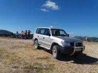 Vehiculo de la excursion en Andalucia