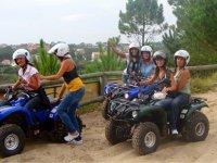 Tour in quad attraverso Sanxenxo