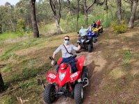 Tour in quad a due posti attraverso Sanxenxo