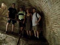 Visiting hidden spaces of Toledo