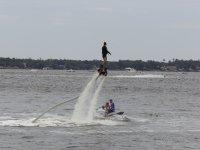 Flyboard en aguas ibicencas