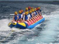 Doble banana boat