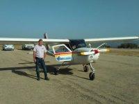 正轨哈恩微光飞机在贝亚斯德塞古拉