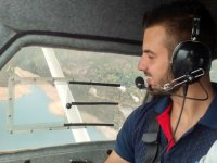 奇科测试飞机在贝亚斯德塞古拉
