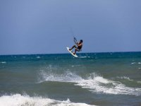Kitesurfing in Almer?a
