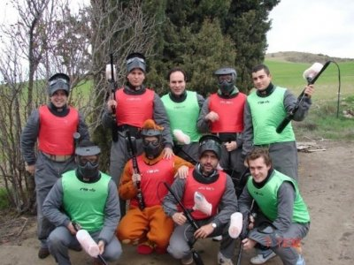 Tropical Extreme Paintball