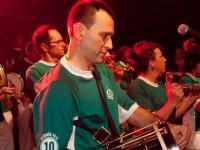 享受马德里的巴西音乐训练营