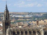 Toledo a traves de actividades