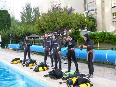 Zoea Buceo Madrid