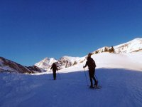 Raquetas de nieve de iniciación