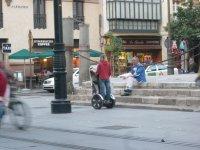 Segway por Sevilla