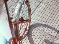 Rueda de bici convencional