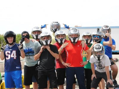 Go-Karts Mar Menor Team Building