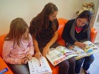 Revisando los libros