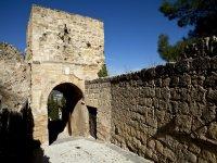Puerta Las Lanzas en La Mota
