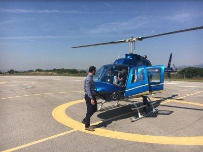 Innovar Events Paseo en Helicóptero