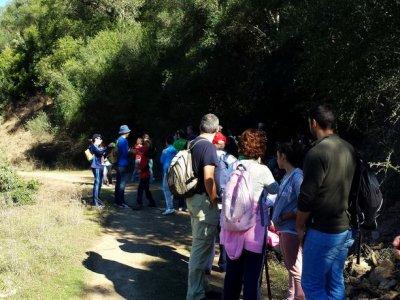 Cañada Verde Senderismo