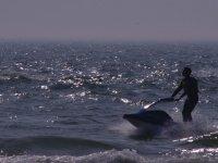 Adrenalina en moto de agua