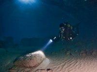 Submarinismo bajo el Cabo la Nao