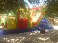 Castillo hinchable para AMPA
