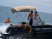 Embarcacion a motor en Torremuelle
