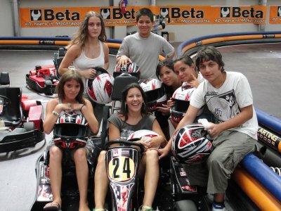 Karting Indoor Zaragoza