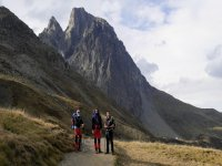 Monitores expertos en alpinismo