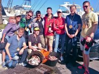 Fishermen rewarded for their catches