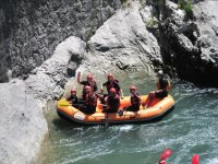 Rafting season in Ara