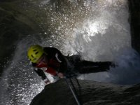 Canyoning techniques