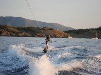 Prueba el wakeboard