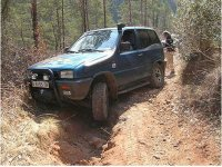 Poniendo a prueba los vehiculos