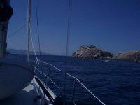 Rutas en barco