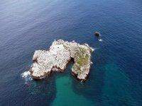 Isla de buceo