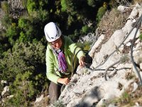 Via ferrata in Huesca