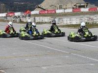 carrera de karts en Cataluna