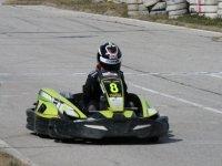 Velocidad sobre kart en Osona